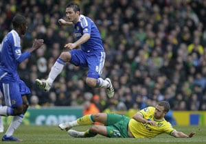 Spirited Norwich starve Chelsea to a draw