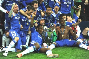 Chelsea tops Champions League prize money list