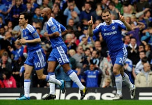 Chelsea held to a 2-2 draw by Newcastle