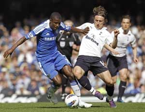 Chelsea held in Tottenham stalemate