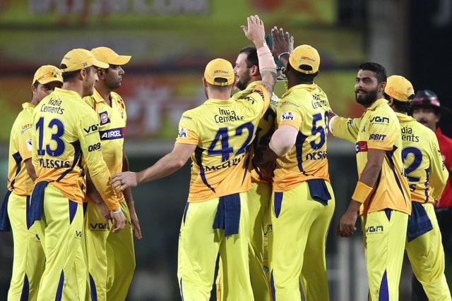 Chennai Super Kings Extend Winning Run vs Kolkata Knight Riders in IPL