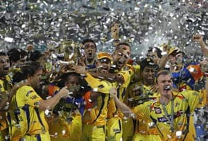 IPL playoffs shifted to Delhi from Chennai
