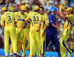 Upbeat Rajasthan Royals square off against floundering Chennai Super Kings