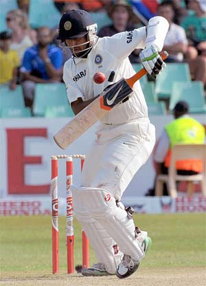 Cheteshwar Pujara takes India A past finishing line
