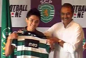 Indian football's big moment: Sunil Chhetri joins Sporting Lisbon