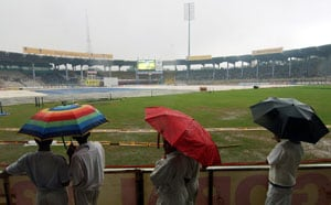 Indian cricket team camp comes to abrupt end due to rain