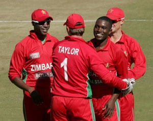 Zimbabwe name squad for ICC World Twenty20