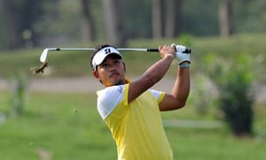 Thailand's Chinnarat on fire at Avantha Masters