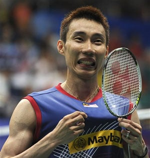 Malaysian world No. 1 Lee Chong Wei hints of retirement