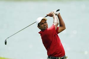 SSP Chowrasia best Indian after first round at Dunhill Links