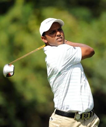 SSP Chowrasia, Jyoti Randhawa Tied Fifth After Round 2 at Hong Kong Open