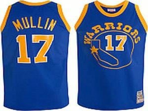 Warriors to retire Chris Mullin's No. 17 jersey