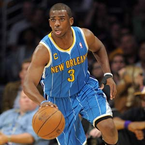 NBA won't approve Chris Paul trade to Lakers