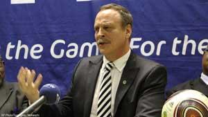 FIFA security boss Eaton leaves for Qatar job