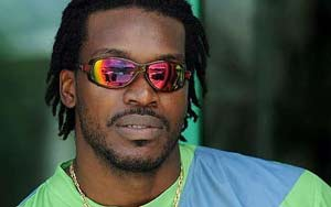 Chris Gayle signs agreement with WICB