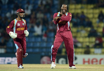 It's Chris Gayle versus Shane Watson as West Indies take on Australia