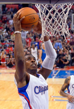 Los Angeles Clippers beat Dallas Mavericks 99-93 for 13th home win in row