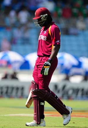 West Indies axe Gayle, Chanderpaul and Sarwan