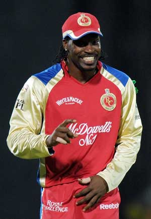 IPL stats: Chris Gayle becomes 6th batsman to score 2000 runs