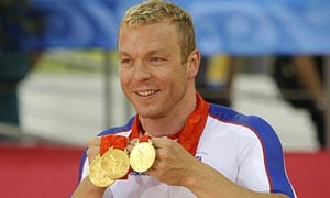 Chris Hoy won't defend individual sprint title at Olympic Games