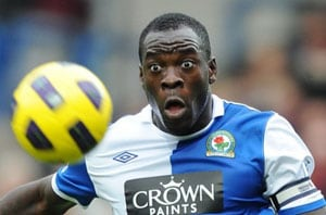 Samba wants to move away from Blackburn