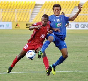 Churchill Brothers go down to Home United in AFC Cup
