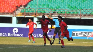 Churchill Brothers go down to Indonesia's Persipura Jayapura in AFC Cup