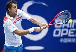 Cilic, Petkovic reach China Open finals