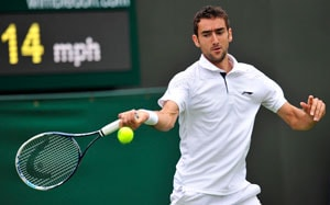 Wimbledon 2013: Tenth seed Marin Cilic out with injury