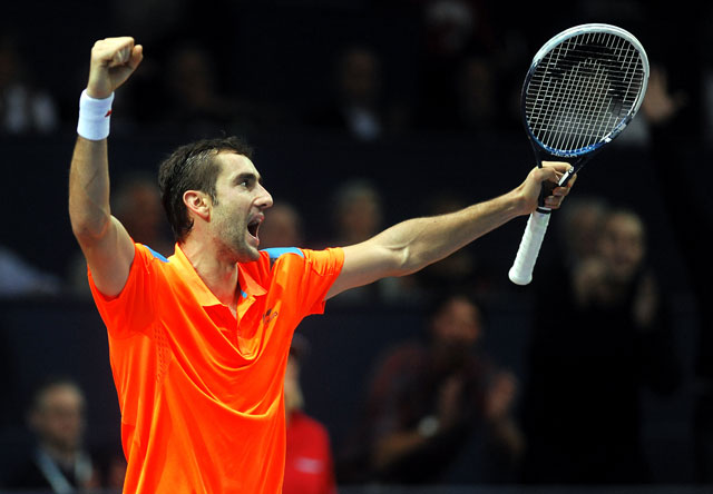 Marin Cilic to face Tomas Berdych in Rotterdam final