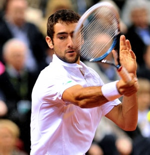 Marin Cilic to face Jurgen Melzer in Zagreb Open final