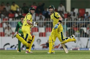 1st ODI: Resolute Australia edge out Pakistan