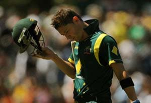 Champions Trophy: Clarke's back problem gives Aussies headache before opener