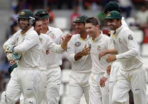 3rd Test: Clarke leads Australia to 75-run win