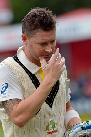 "Michael Clarke ""disappointed"" over David Warner's comments"