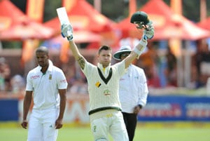 3rd Test: Michael Clarke's ton powers Australia to 494/7 on Day 2