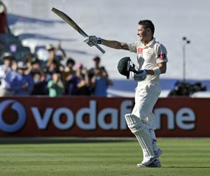 The Ashes: Michael Clarke notches up his 24th Test hundred
