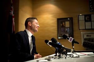 Michael Clarke looks to successful Champions Trophy defence