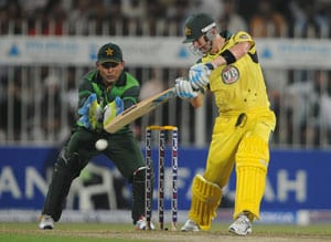 Michael Clarke expects more Pakistan spin in 2nd ODI