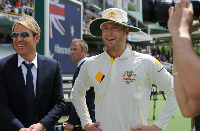 South Africa vs Australia: Shane Warne impressed with Michael Clarke's courage