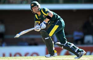 IPL 2012: Clarke has no problem playing under Ganguly