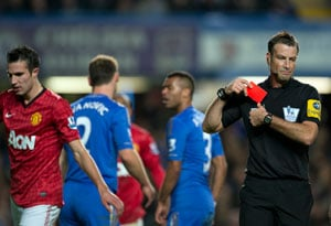 Mark Clattenburg continues to be sidelined