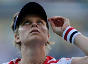 US Open: Kim Clijsters sent into retirement by British teen
