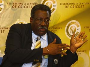 ICC requests Clive Lloyd to continue as chairman of the cricket committee