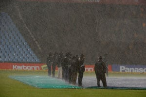 Rain may play spoilsport in India vs West Indies ODI in Kochi