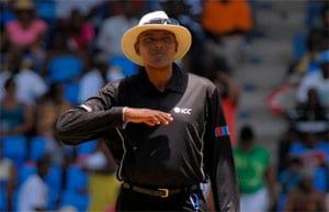 International cricket umpire Clyde Duncan dies