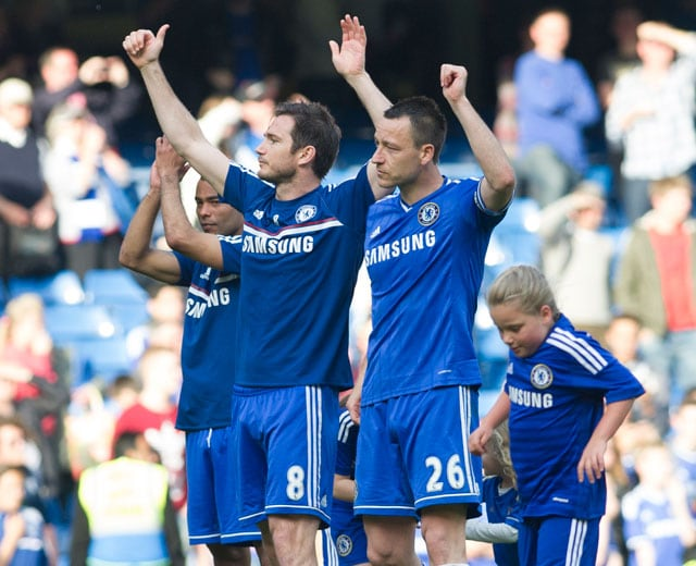 Chelsea F.C. Wait on Senior Trio Amid EPL Title Disappointment