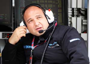 HRT parts ways with team principal Colin Kolles