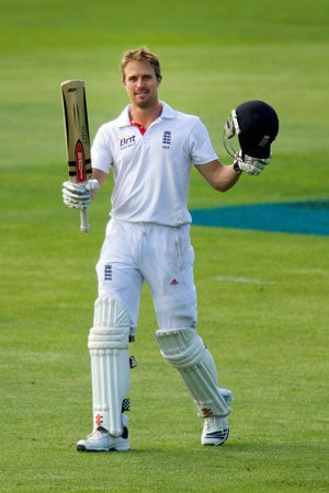 Nick Compton thrilled to get first Test century