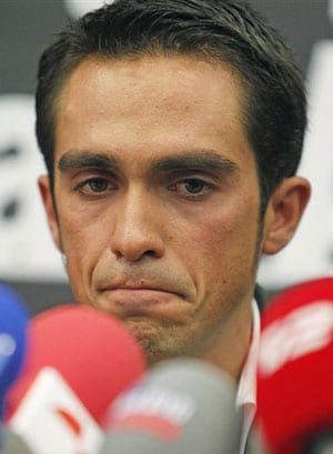 Alberto Contador says Armstrong admission may help sport